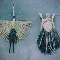 精一郎さんの藁細工 鶴亀完売いたしました。ありがとうございました。